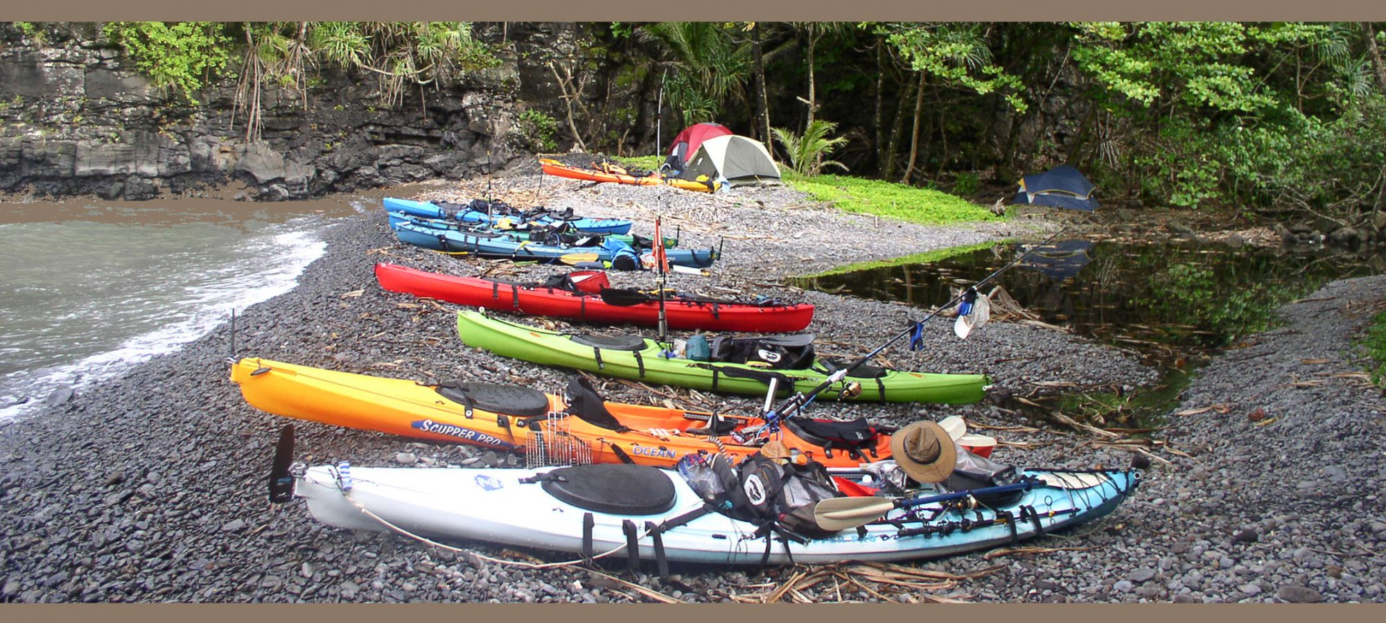 Go Bananas Kayaks